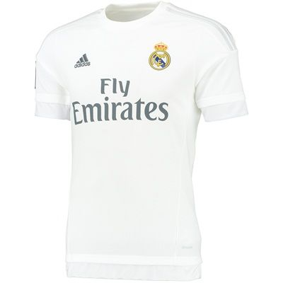 Real Madrid 2015/2016 Home Football Kit's - Available at uksoccershop.com