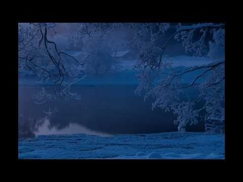 The blue river - winter moods along the Suldalslågen river. Created by Jarle Lunde.