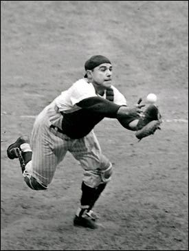 Classic -a must for baseball fans - Yogi Berra - It ain't over till it's over.