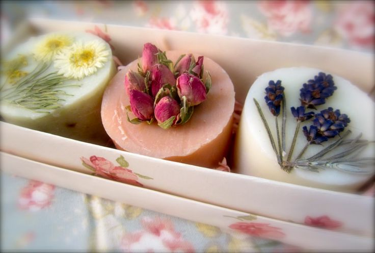 Soaps and Roses: Soaps