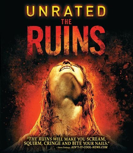 The Ruins [Unrated] [Blu-ray] [2008]