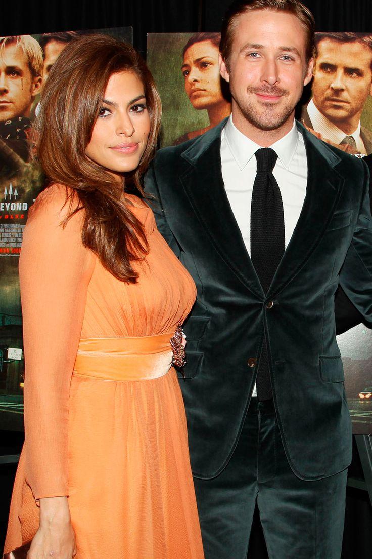 Say Hello To Ryan Gosling & Eva Mendes' Daughter, Amada Lee!