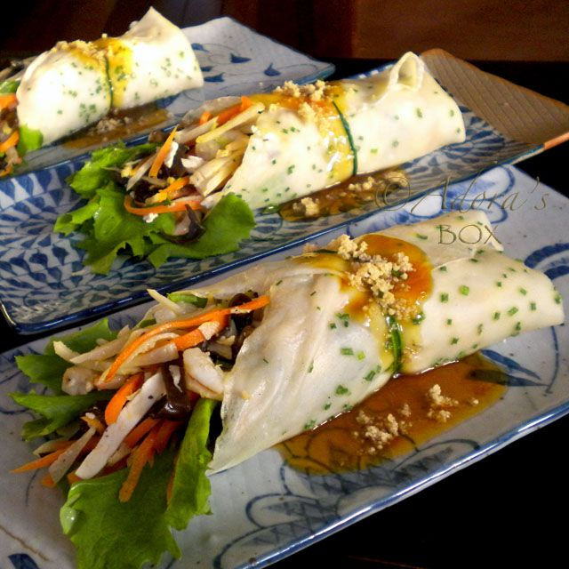 79 best images about Fresh Lumpia (Filipino Spring Rolls ...