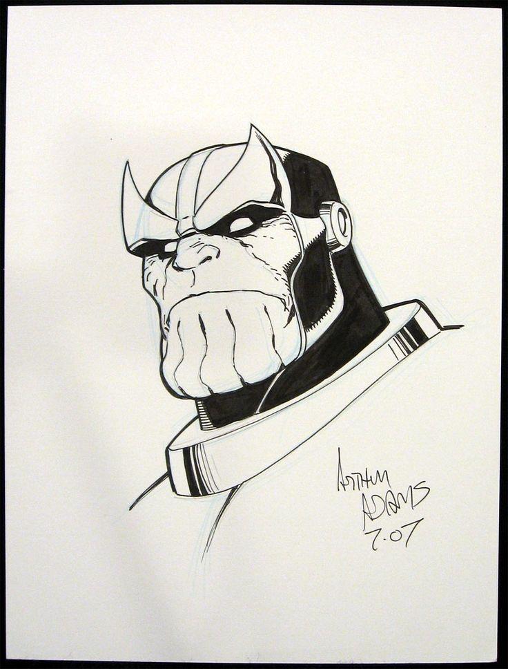 41 Best Thanos Images On Pinterest   Comic Books Comics And Comic Art