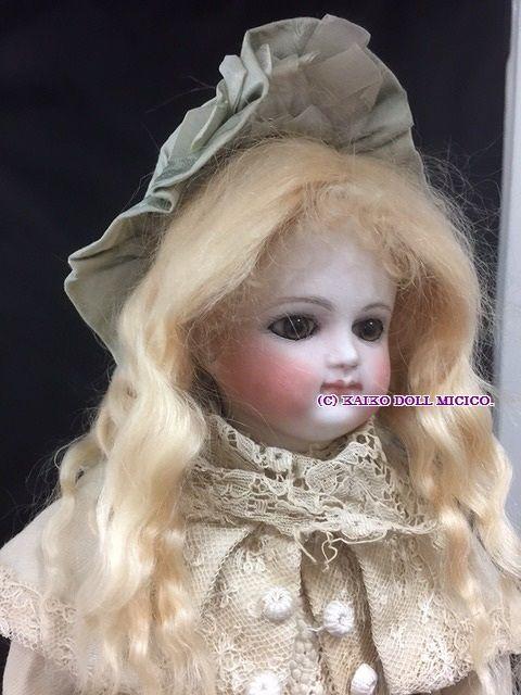 初期シュミット 小さい子 - 懐古どぉるMicico|和洋アンティークドール専門店。人形好きなオーナーがお届けする、日本人形、西洋人形のアンティークドールショップ