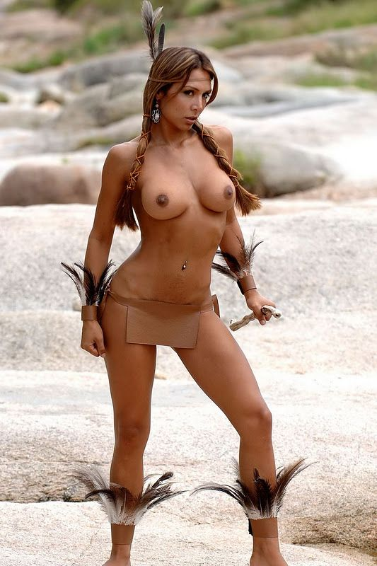 beautiful naked american indian women