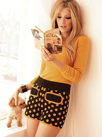 BLAKE LIVELY photo: Fashion, Style, Blake Lively, Makeup, Gossip Girl, Outfit, Hair, Blakelively
