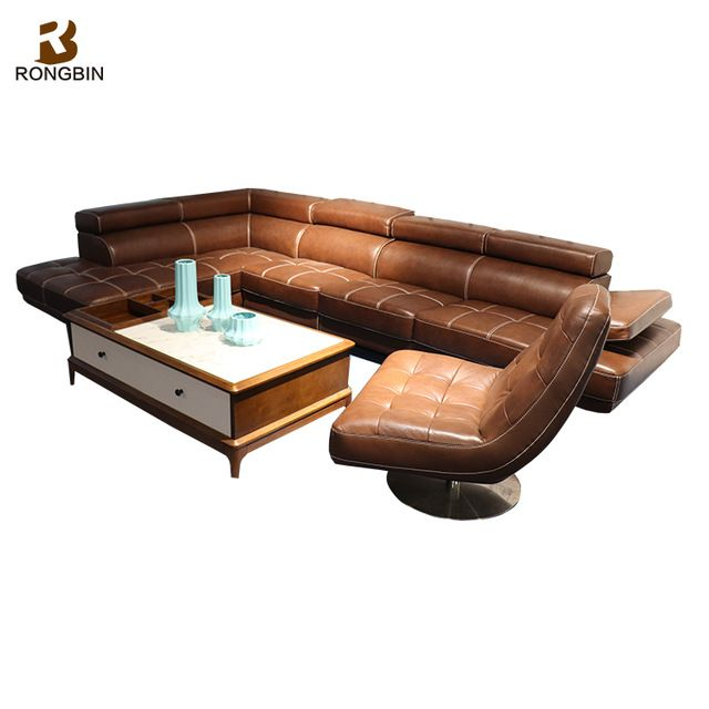 Source Luxury Living Room Sofa Furniture Factory Direct Sale High End Italian Natuzzi Leather Sofa Luxury Sofa Living Room Luxury Living Room Furniture Factory