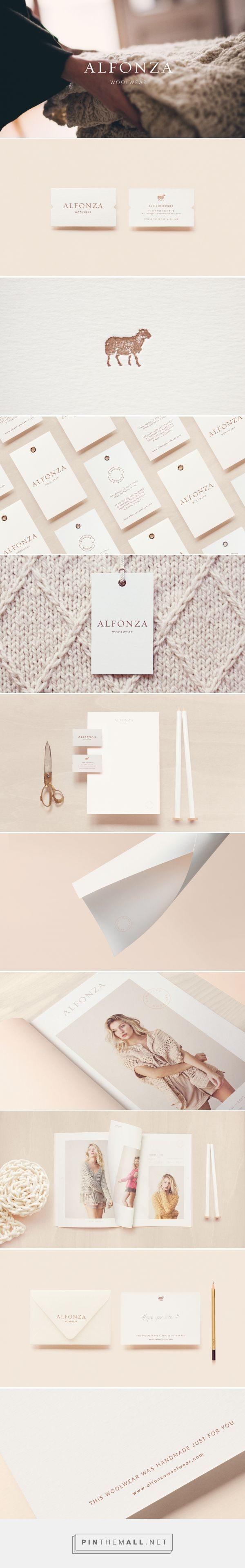 Alfonza Woolwear Fashion Branding by We are Asis | Fivestar Branding Agency – Design and Branding Agency & Inspiration Gallery: