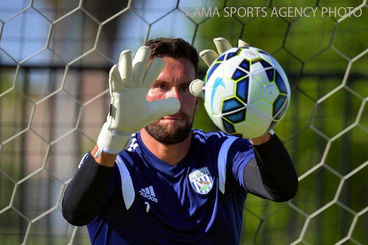 Soccer : Barclays Premier League - West Bromwich Albion
