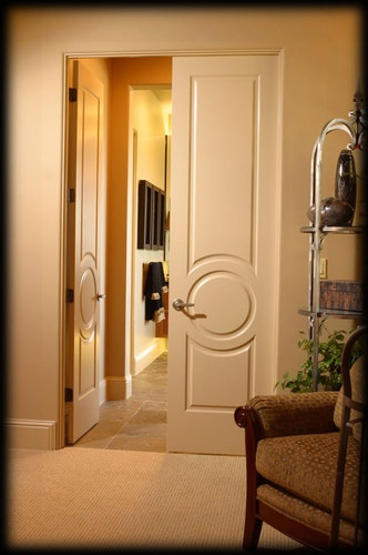 A case for white interior doors.