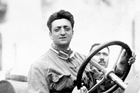 This Is Enzo Ferrari Who Started Scuderia Ferrari In