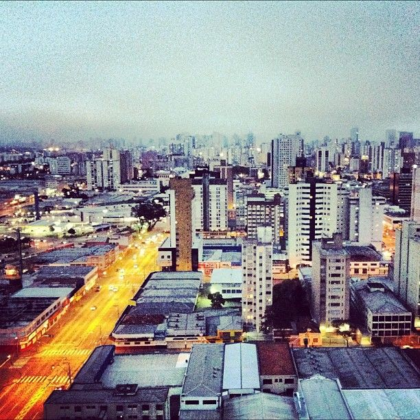 Curitiba, i love everything in there.