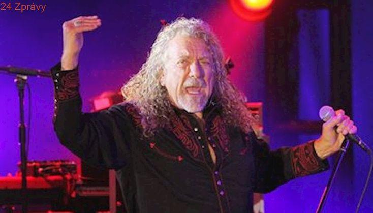 Robert Plant se vrátí do Česka. Tentokrát zazpívá v Pardubicích