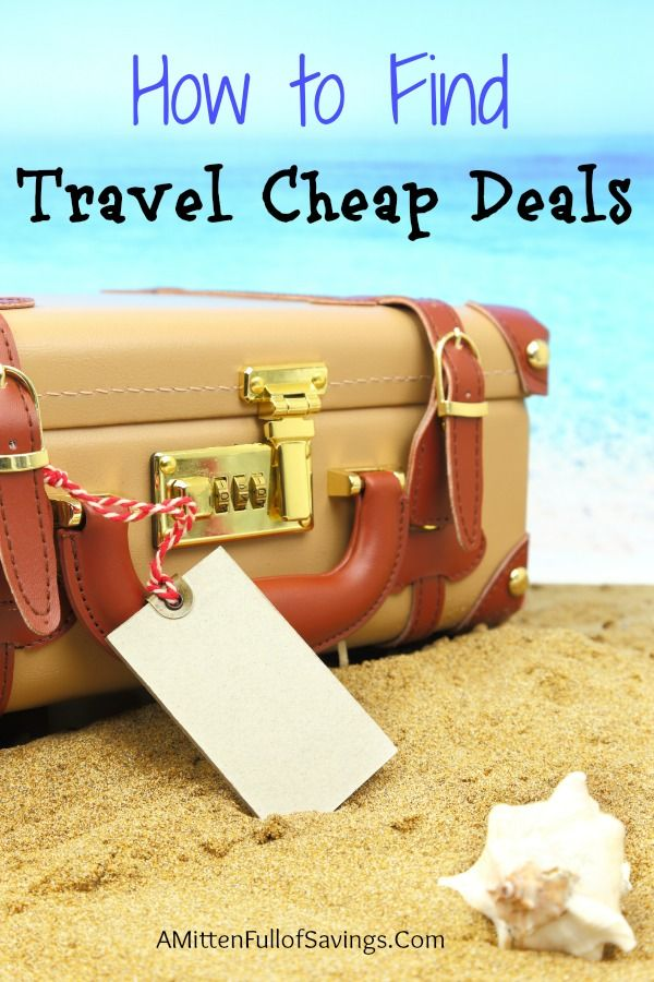 Need tips on finding the best travel deals at a CHEAP price?? Then check out these tips-  how to find travel cheap deals #travel #cheaptravel