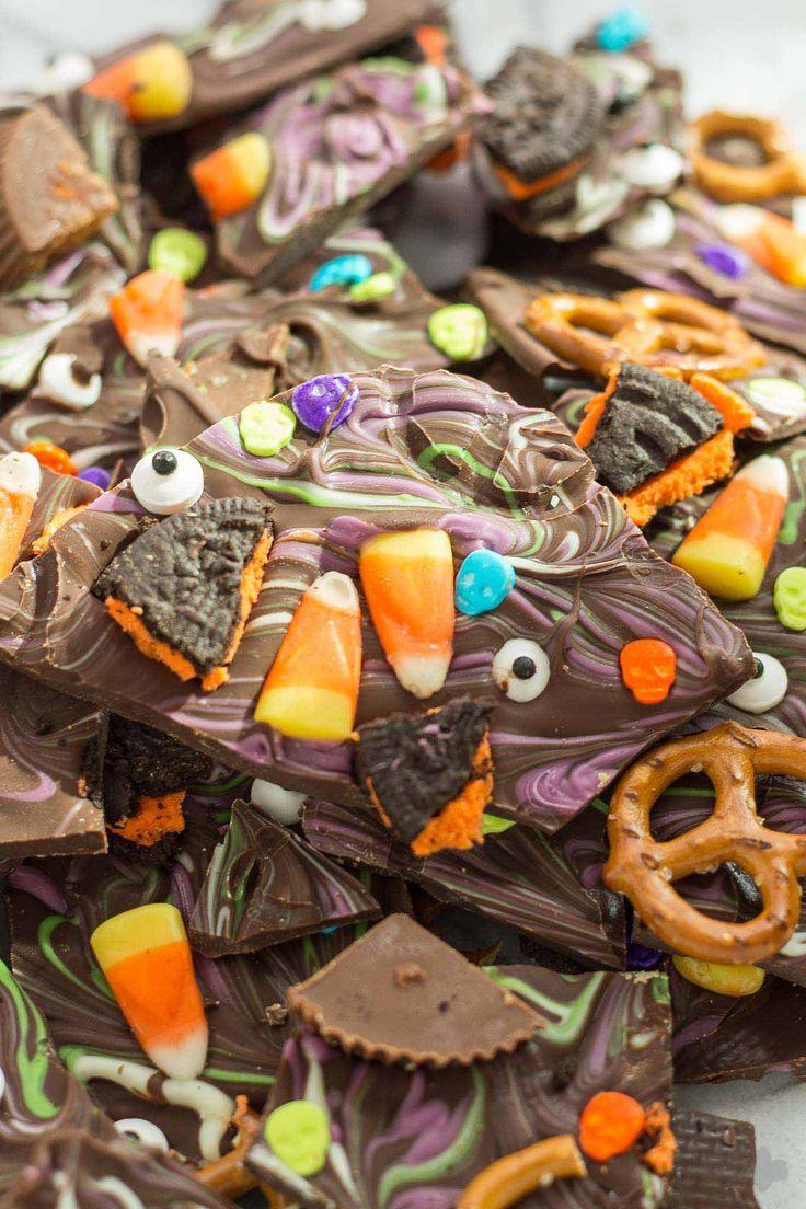 960 best halloween party snackies images on pinterest halloween