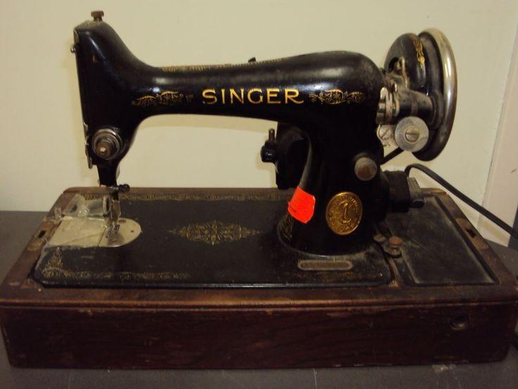 Vintage singer 99 sewing machine knee controller with for Singer sewing machine motor controller