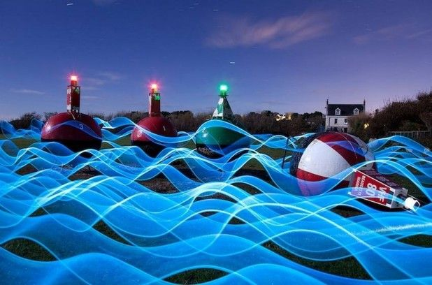 Light Painting Photography 4