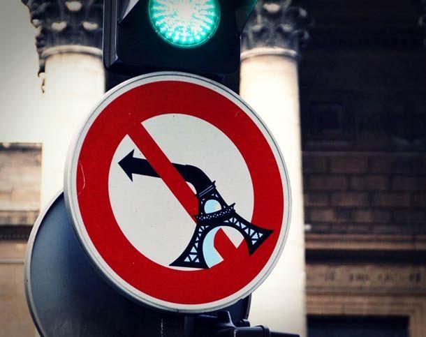 Si vous prêtez un peu attention autour de vous dans les grandes villes d'Europe, vous avez sans doute déjà croisé le travail de l'artiste français Clet Abr