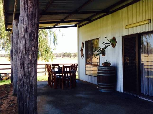 The Hay Shed-Self contained, a Bunbury B