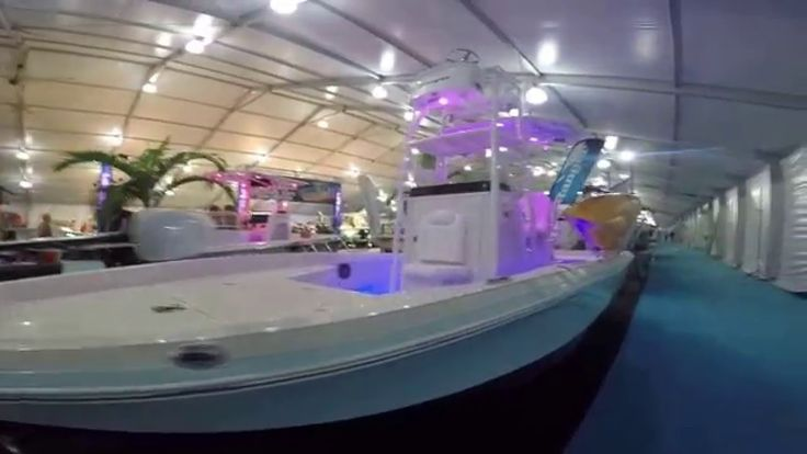Ranger Boat Display - Miami International Boat Show