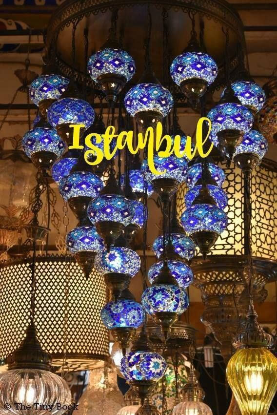 Things you must do in Istanbul! What to do in Istanbul in three days.