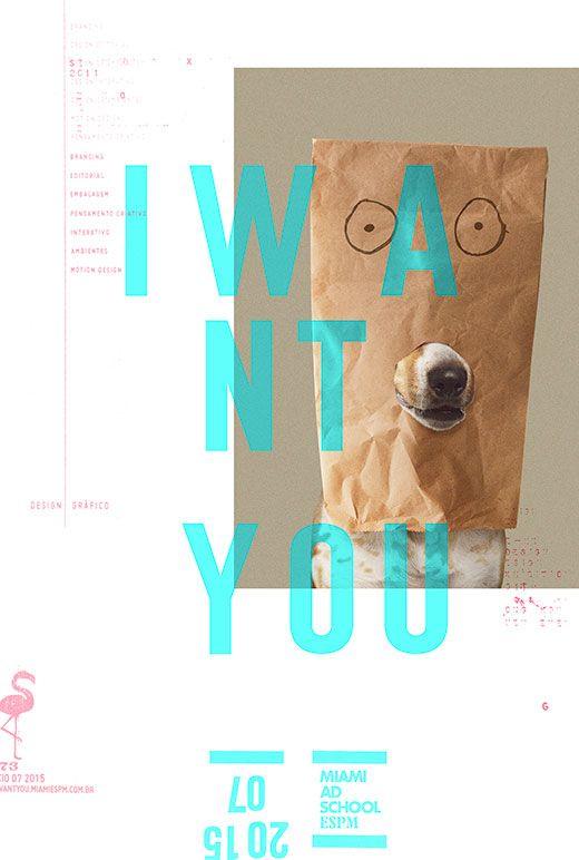 Miami Ad School - I Want You
