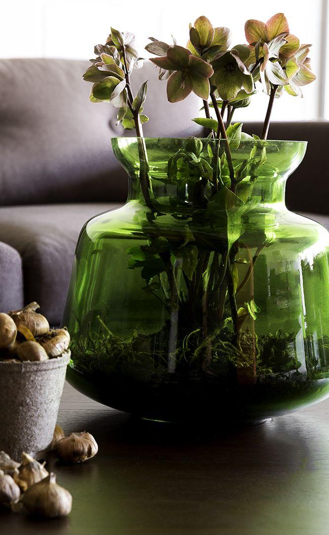 Generous Bouquet Vase Coming Soon I N T E R I O R M