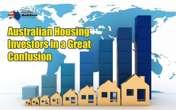 Australian Housing Investors in a Great Confusion... Read the complete news from here...