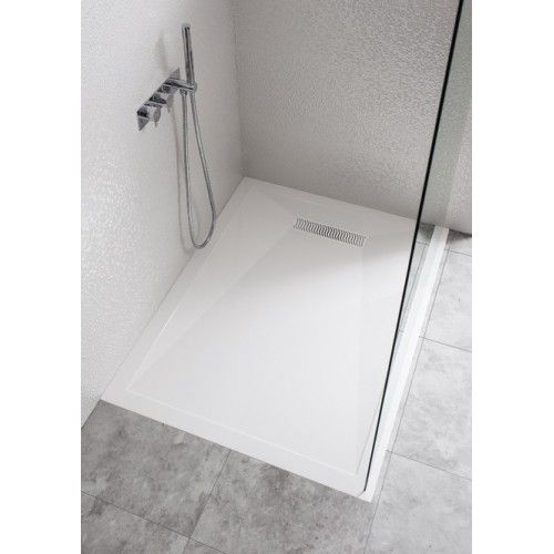 Munster Road  - Hinged Shower Doors : Simpsons Showers Design 1200mm Hinged Door With Inline Panel
