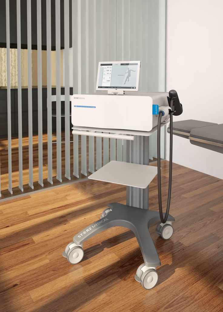 DUOLITH SD1 T-TOP »F-SW ultra« Shock wave treatment for urological pain therapy and erectile dysfunction.