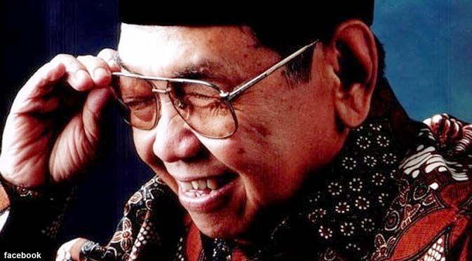 Gus Dur Bisa Meramal Masa Depan #indonesia