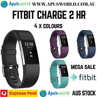 Fitbit Charge 2 Heart Rate + Fitness Wristband Small or Large - 4 colors instock