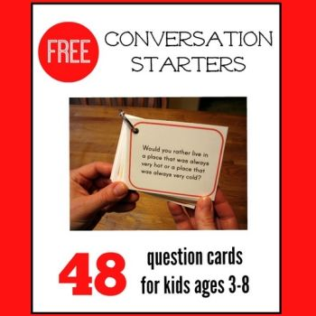 """48 Free """"Would You Rather Cards"""" for Pragmatic Language  - pinned by @PediaStaff – Please Visit ht.ly/63sNtfor all our pediatric therapy pins"""