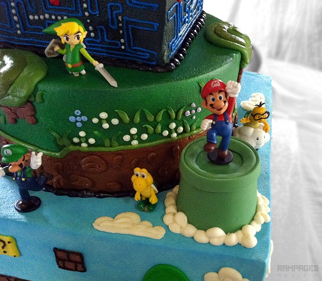 1000+ Images About Birthday Cake Game On Pinterest