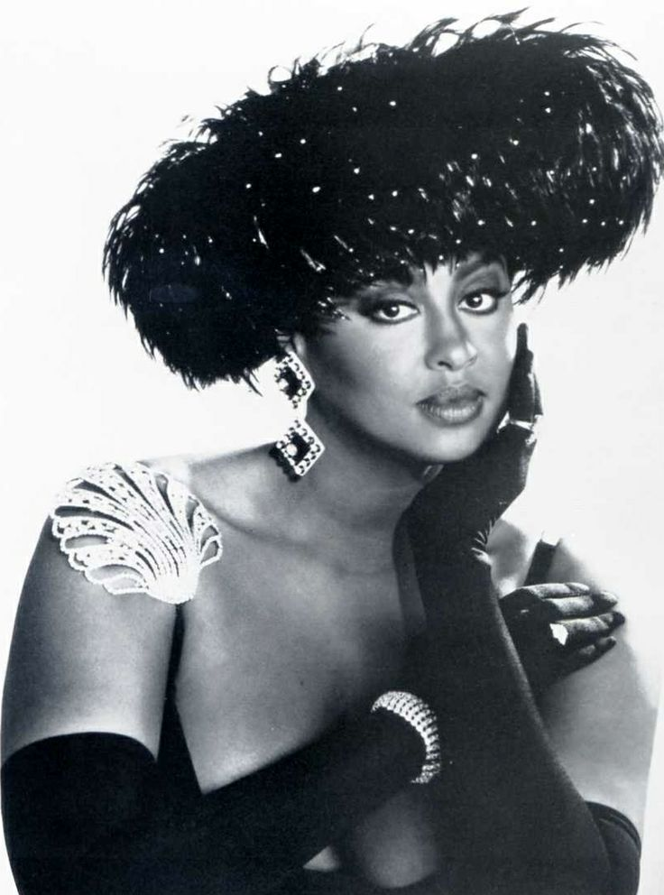 """Phyllis Hyman, American singer-songwriter, actress & leader of the band Phyllis Hyman and the PH Factor. She was known for her fancy hats, large earrings & shoe-less performances. Her hits were Can't We Fall In Love Again, Never Say Never Again, Old Friend, You Just Don't Know, Don't Wanna Change the World, Living in Confusion and When You Get Right Down to It. She overdosed on pills, leaving a note that read: """"I'm tired. I'm tired. Those of you that I love know who you are. May God bless…"""