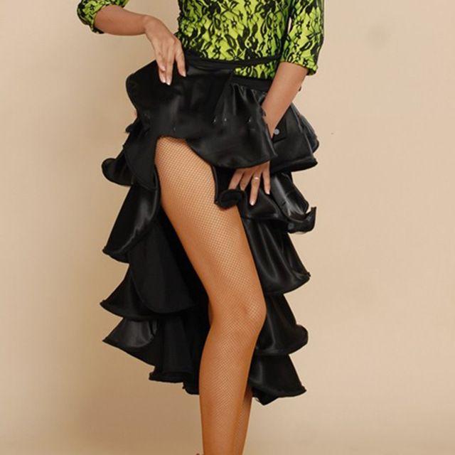 2016 Танго Бального Танца Юбки Латинский Танец Платье Женщины Vestidos Юбка Roupa Infantil Feminina Vestido Де Бейл Латино