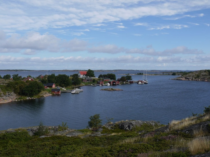 Autumn Archipelago tour - part II: Aspö