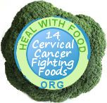 cervical cancer fighting foods