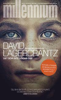 Recension: Det som inte dödar oss - David Lagercrantz