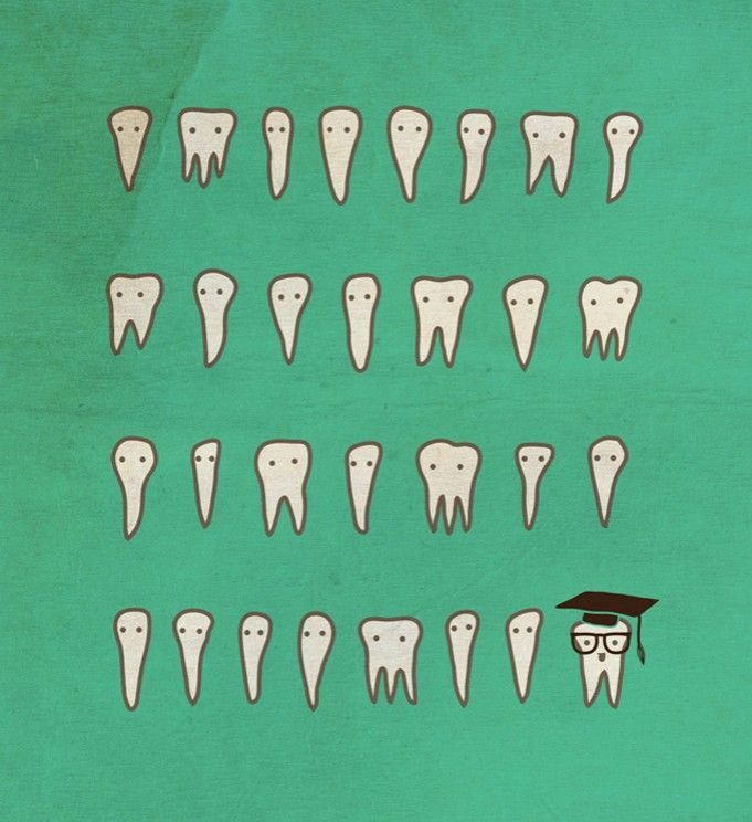 wisdom tooth byLim Heng Swee ** Just had my wisdom tooth pulled! Find it hilarious! :)