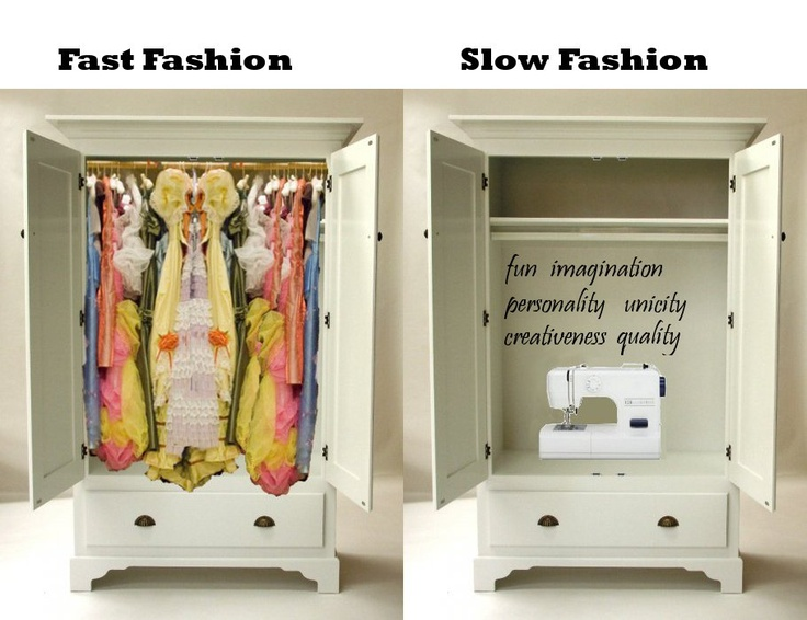 My definition of Slow Fashion
