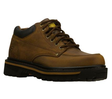 My favorite shoe. Too bad Zappos don't deliver outside the U. S.  Skechers Mariners - Brown