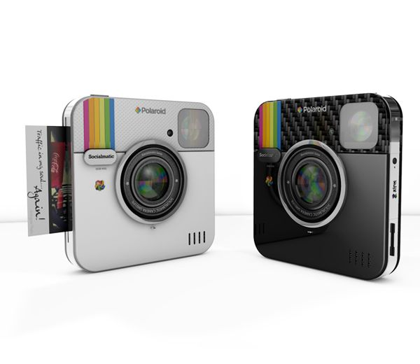 Super duper cool stuff! Instagram et Polaroïd lancent un appareil photo instantané - ELLE.be