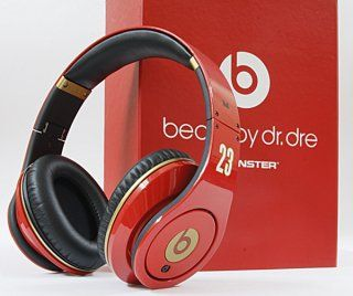Monster Beats By Dre Lebron James Limited Edition Studio Headphones