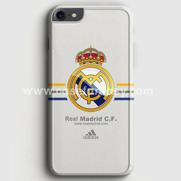 Real Madrid Club De Fútbol La Liga Spanyol Logo iPhone 7 Case | casefantasy