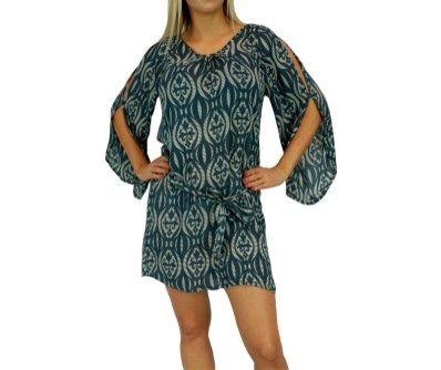 I'm selling Daydream Dress 3 sizes Element print BLACK - A$59.95 #onselz