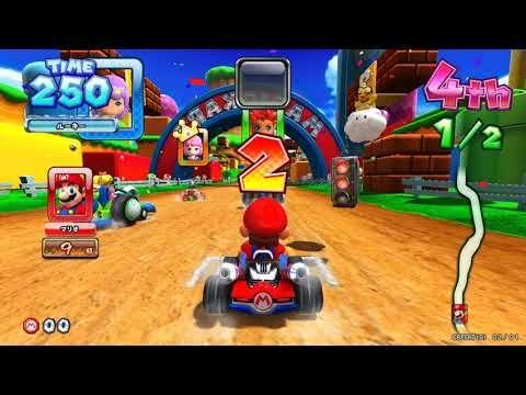 Play Mario Kart Arcade GP DX 1 10 22 JP Arcade PC | arcade
