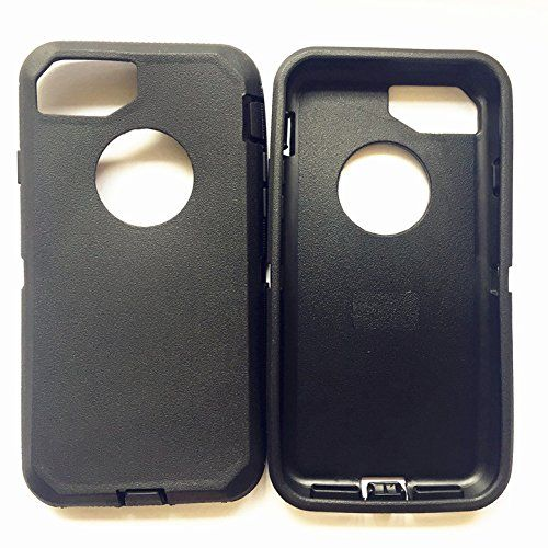 Replacement TPE Silicone Skin for Otterbox Defender Series Case Cover For Apple iPhone 7 4.7 inch (Black). Brand new high quality Silicone Skin for Ottebox Defender 7 4.7 inch screen size. Please note this defender series skin will not be compatible with commuter series case. It will not fit the iPhone 6 alone without any otterbox defender case on. Snug tight over the otterbox plastic casing. Replacement Silicone Skin compatible and comparable to OtterBox Defender.