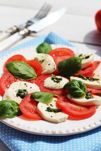 Caprese salad - italian food